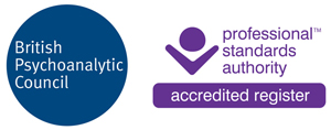Accredited by British Psychoanalytic Council