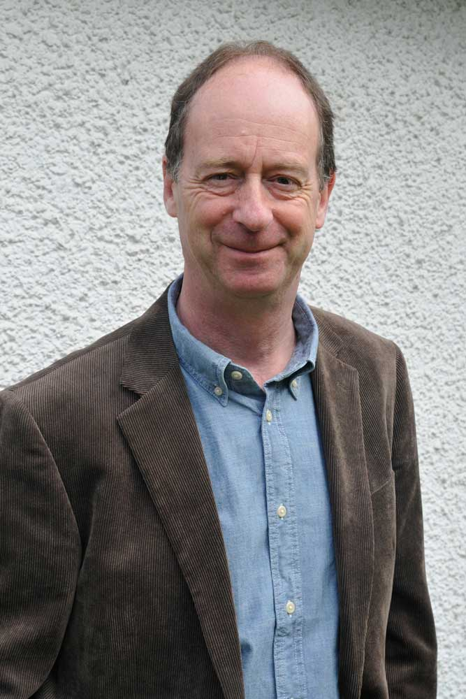Croydon Psychotherapist David Butlin